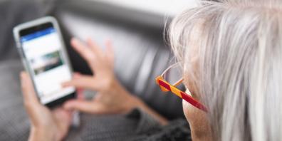 Telefonbetrüger wählen meist ältere Personen als Opfer.