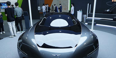 Hyundai will Zukunft mitgestalten und investiert in Wasserstoff-Tankstellen in Europa (Archivbild)