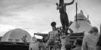 Der Zirkus Fahraway ist in der ganzen Schweiz und in Europa unterwegs.