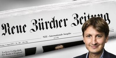 Für Online-Verleger Christian Keller ist die NZZ «die Enttäuschung des Jahres».