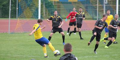 FC Teufen gegen FC Heiden