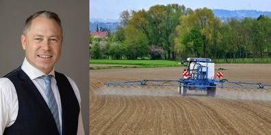 Dr. Philipp Gut: «Die Schweiz ist beim Umweltschutz Weltspitze, nur Luxemburg und Dänemark sind noch um eine Spur besser.»