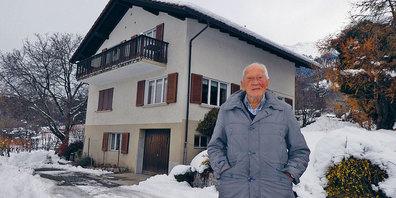 Hans Bantli aus Jenins feiert heute Samstag seinen 100. Geburtstag.
