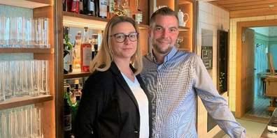 Désirée Lüchinger und Joel Fässler übernehmen ab dem 1. September das Restaurant «Adler» in Mörschwil.