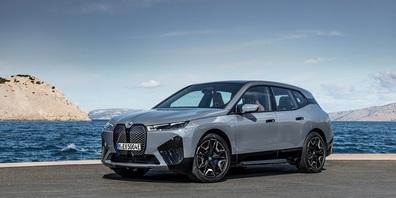 Der neue BMW iX kann bei Sepp Fässler (Wil) AG ab jetzt bestellt werden.