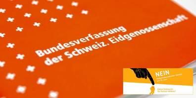 Kathrin Ziegler-Schelbert aus Wangen sagt es läge am Volk, «diese willkürlichen Gesetze am 13. Juni aufzuheben».