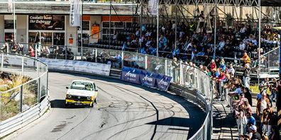 Zuschauerrekord an der Arosa ClassicCar 2021.