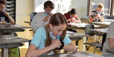 Dort, wo repetitive Tests in den Schulen durchgeführt werden, gibt es kaum Gegenwehr.