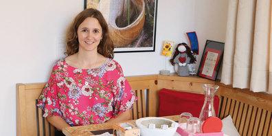 Hebamme Nina Marchion aus Landquart hat im Dezember mit ein paar Trauerbegleiterinnen den Verein  Fachstelle für Krisen- und Trauerbegleitung OST gegründet.
