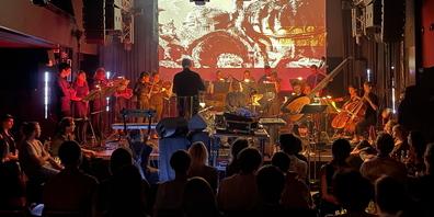 «Roma allo specchio» - Begeisterung auslösend im Jazzclub Moods.