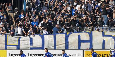 Endlich kann der FC Luzern sich über einen Sieg freuen