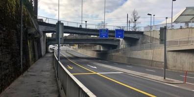 Bis im Sommer 2022 wird das Projekt, den «Unort» Unterführung St.Gallerstrasse zu verschönern, umgesetzt.