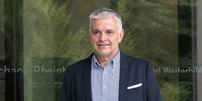 Felix Wetter hat den Zukunftstag am BZR Altstätten organisiert