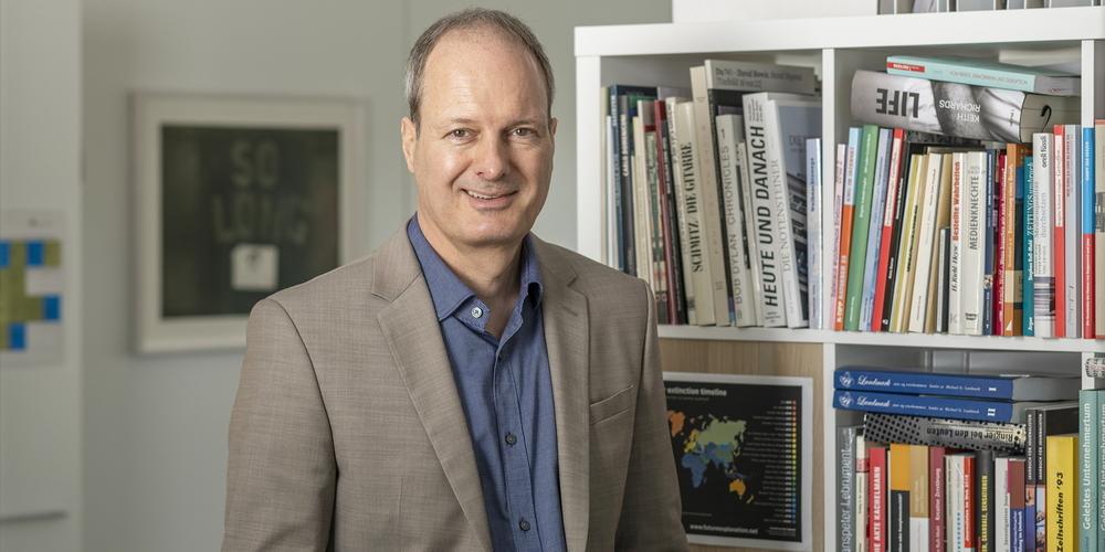 Jury-Koordinator Philipp Landmark