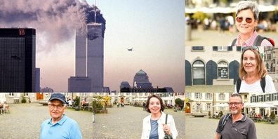 Die Schreckensmomente von 2001 bleiben allen in Erinnerung.