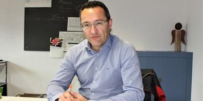 Peter Zuberbühler präsidiert seit anfangs 2021 den Gemeinderat in neuer Zusammensetzung.
