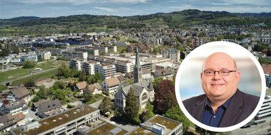 Pascal Bassu, Ressortleiter Tiefbau + Energie, will Stadtpräsident von Wetzikon werden.