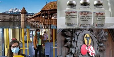 Ab 13.00 Uhr treffen sich die Teilnehmenden auf dem Mühleplatz in Luzern.