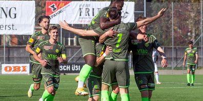 Im «Spitz», dem Stadion des FC Breitenrain, konnte Brühl auch schon jubeln. Letztmals beim 2:1-Sieg im April dieses Jahres.
