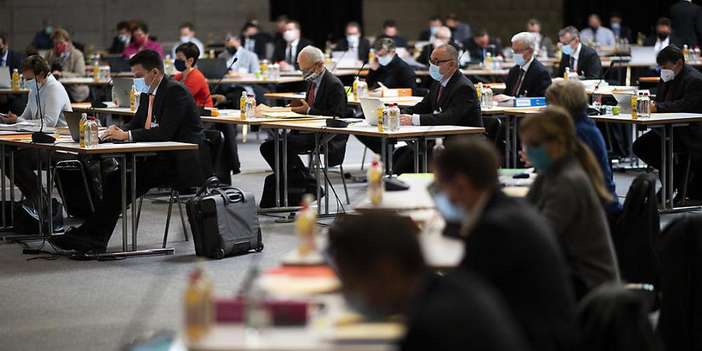 Ende November entscheidet der Kantonsrat über die Vorlage. (Archivbild)