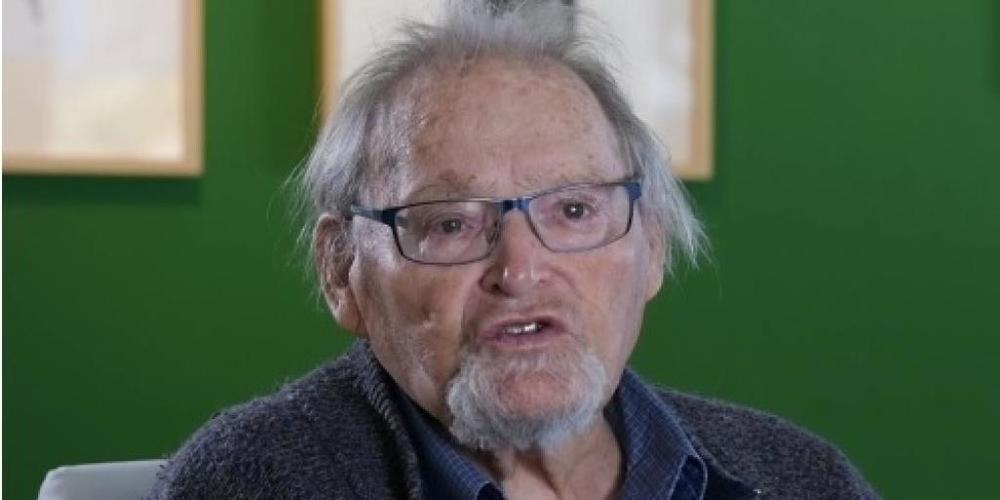 Wurde 2006 mit dem Bündner Kulturpreis ausgezeichnet: Jacques Guidon (1931-2021). (Archivbild)