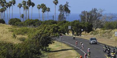 Die Ironman-WM auf Hawaii hat Tradition
