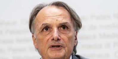 Mario Gattiker, Staatssekretär für Migration, nimmt zu den Vorwürfen in den Bundesasylzentren Stellung. (Archivbild)