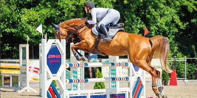 Vom 24. bis 27. Juni 2021 gehen in Maienfeld die Pferdesporttage über die Bühne.