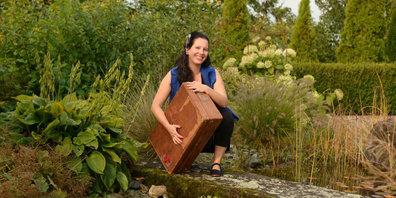 Nicole Krähnenmann erzählt leidenschaftlich gerne Märchen.