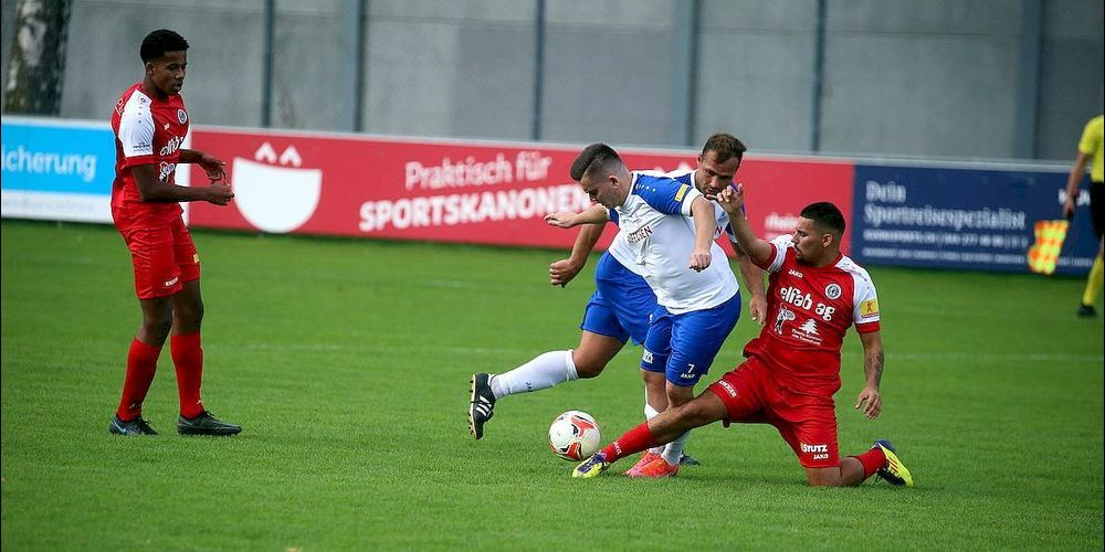 Der FC Herisau setzte sich auf der Rheinau klar durch.