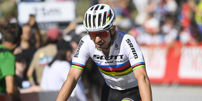 Platz 4 statt Sieg nach Defekt: Nino Schurter beklagt auf seiner Rekordjagd grosses Pech