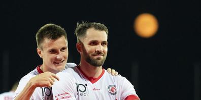 Roman Buess (rechts): der sichere Torschütze des FC Winterthur