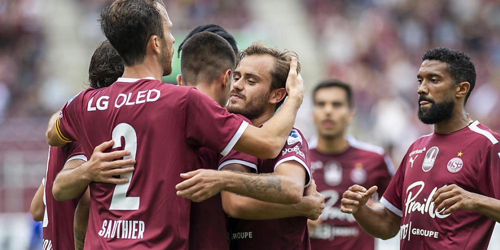 Jubeln die Servettiens auch am Dienstag auf dem Letzigrund gegen Leader FC Zürich?
