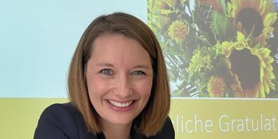 Die Aargauerin Christina Bachmann-Roth ist die neue Präsidentin der CVP Frauen Schweiz.