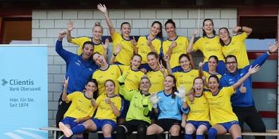 Frauen FC Uzwil 1 haben den  Cupfinal-Einzug geschafft! Wir gratulieren!