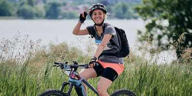 Velofahren für den guten Zweck: CYCLING FOR CHILDREN 2021
