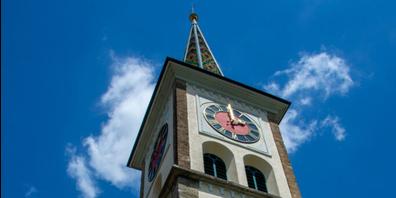 In Buchberg laufen die Vorbereitungen für das Herbstfest 2021.