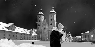 Die Geschichte spielt sich in St.Gallen ab