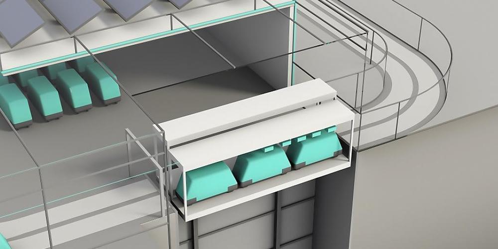 Cargo-sousterrain-Fahrzeuge sollen künftig in Hubs mit einem Lift in den Tunnel befördert werden. Die Versendung erfolgt dann in einem unterirdischen Röhrensystem. Nach dem Ständerat hat auch der Nationalrat die gesetzliche Grundlage dafür prinzip...