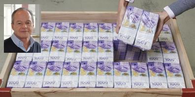 Bruno Hug, Verleger Linth24: «Geschenktes Geld macht süchtig.»