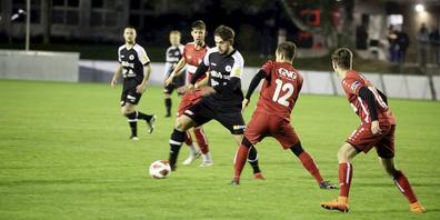 Die Abtwiler gingen früh in Führung, doch der FC Herisau konnte es noch zum Unentschieden bringen.