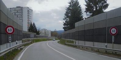 Schallschutzwände an der Georg-Rennerstrasse werden ersetzt.