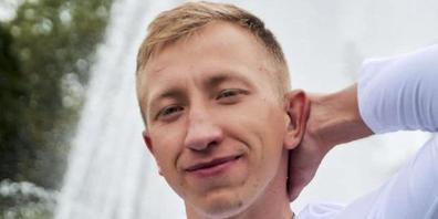 HANDOUT - Witali Schischow, Leiter der Organisation «Belarussisches Haus in der Ukraine» ist in der ukrainischen Hauptstadt Kiew tot aufgefunden worden, teilte die Polizei dort mit. Foto: Uncredited/Human Rights Center Viasna/AP/dpa Foto: Uncredit...