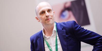Studienleiter Prof. Dr. Dietmar Grichnik, Professor für Entrepreneurship und Technologiemanagement ITEM-HSG