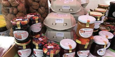 Vielleicht ein Dorfmarkt statt Chilbi. (Symbolbild)