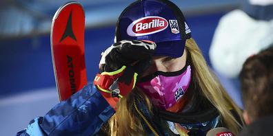 Nach harten Monaten wieder fokussiert: Mikaela Shiffrins sportlicher Ehrgeiz ist wieder geweckt