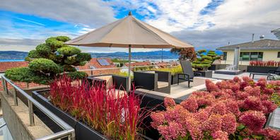 Terrasse und Garten sind schon lange nicht mehr nur Aufenthaltsorte für die warmen Monate, sondern für das ganze Jahr.