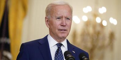 US-Präsident Joe Biden will deutlich mehr Flüchtlinge aufnehmen. Das entspreche der humanitären Tradition der USA. (Archivbild)