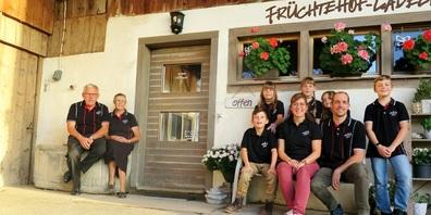 Der Früchtehof der Familie Kunz aus Grüningen ist als zweitschönster Hofladen der Schweiz ausgezeichnet worden.