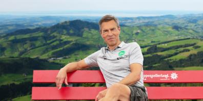 Matthias Hüppi hält die 1. August-Rede.